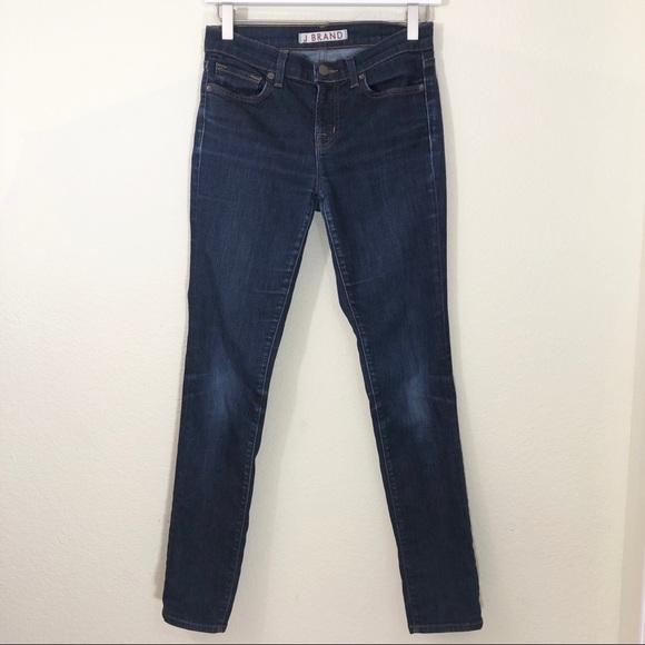 J Brand Denim - J Brand skinny leg, pure, size 26